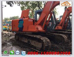 Pelles hydrauliques d'occasion Hitachi EX120-2 Hitachi EX120, utilisé pour la vente d'excavatrice moyenne