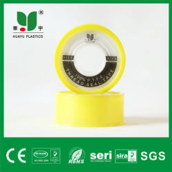 Water Pump Usednd Durability를 위한 Corrosion Resistance a를 가진 PTFE Tape PTFE Teflon Tape