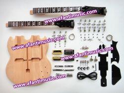 Jogo principal dobro da guitarra elétrica do estilo do SG da música de Afanti (ASG-009D)