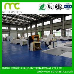 Revestido de PVC/laminação/Auti-UV/Resistência chama/ Lona de tecido para a tampa da Máquina para Transporte,,Warehouse ,Tenda ,,insuflável de membranas de arquitetura