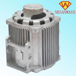 moulage sous pression Electromotor châssis en aluminium-