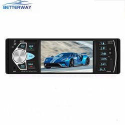 Универсальный 4.1 дюйма 1 DIN Руководство Пользователя Автомобильный MP5 проигрыватель мультимедиа USB SD Aux наружного зеркала заднего вида Bluetooth связь GPS автомобильные системы навигации