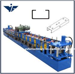 Acier galvanisé de haute qualité c Panne machine à profiler fabricant