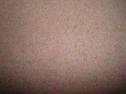 En laine polaire incrusté de soie polyester Tissu à armure sergé Jersey