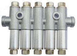 Composants Injection-Manifold de lubrification
