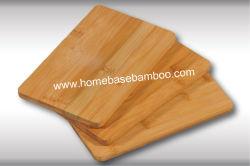 Scheda di spezzettamento di bambù della frutta della scheda di taglio della FDA di LFGB