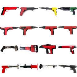 Pistola de ferramenta acionada em pó