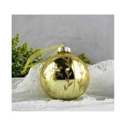 Популярные стеклянная колба Рождество украшение для продажи