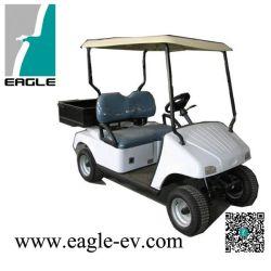 Utility elettrico Golf Car, 2 Seats con Steel Cargo Box, Eg. 2026h