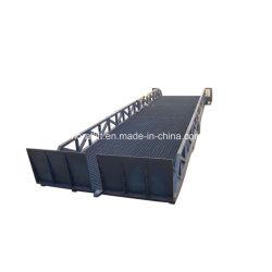 Móviles hidráulicas patio de la rampa del muelle de carga de contenedores con CE