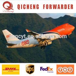 Barato Shenzhen Compras Online Paquistão Air Freight Forwarder DHL TNT serviço de courier da China para o mundo