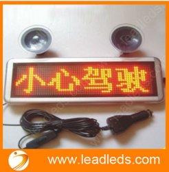 """C1664 12V Voiture Smart LED de message board 11,8"""" (X4.4 """" de nouveaux LLD400-C1664RC)"""