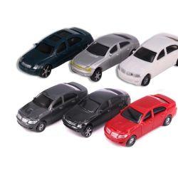 1: 50, 1: 75, 1: 100, 1: 150, 1: 200 Plástico pintados de cores escala fundido carros do Modelo de Layout do Modelo de arquitetura