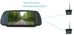 7inch drahtloser Digital backuprearview-Auto-Kamera-Monitor