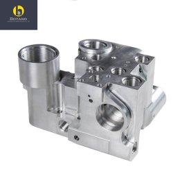 Kundenspezifische hohe Präzision CNC-maschinell bearbeitenteile für Wasserprodukterprobungs-Gerät