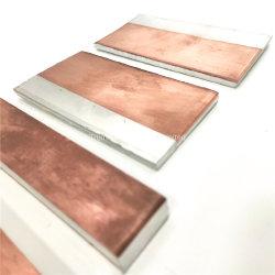複合材とプロポーションの異なる多層銅アルミニウム複合材