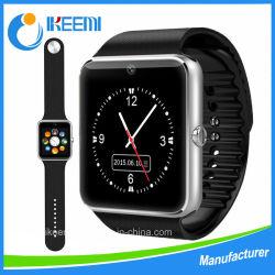 Gt08 poignet numérique à puce Health Watch Téléphone mobile avec Bluetooth accepter OEM