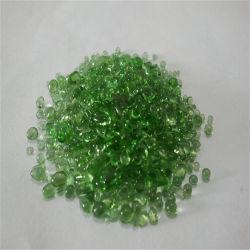 緑によって押しつぶされるガラス玉F
