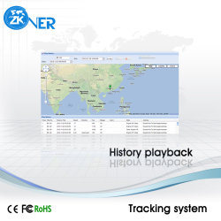 Fleet Centre、GPS Online Tracking Software追跡およびMonitoring