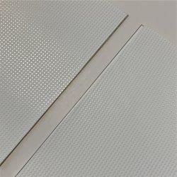 Fabriqué en Chine La formation de mousse de PU tissu haute en cuir pour les sports de soccer à billes