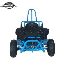Het MiniGo-kart EPA van het koele 80cc Goedkope het Rennen van het Go-kart Gas Met fouten van het Duin