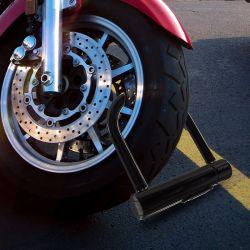Accesorios de Motocicletas de gama alta de huellas dactilares de Bloqueo Bloqueo de la motocicleta con llaves