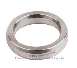 金属の八角形および楕円形のリングのタイプ接合箇所のガスケット