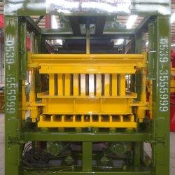 Qty5-15 máquina para fabricação de tijolos de vibração / Bloco Oco formando máquinas/Máquina de Moldagem de tijolo/Brick pressionando a máquina