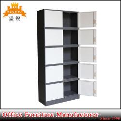 10 cozinha de aço da porta do armário de armazenamento de caixa em metal