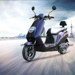 二重ディスクブレーキが付いている素晴らしい形の電気オートバイ