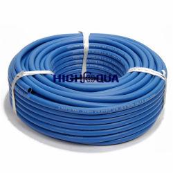 Tuch farbiger Gummiluft-Schlauch wird verwendet, um Hochdruckgas, Wasser und andere Flüssigkeiten zu transportieren