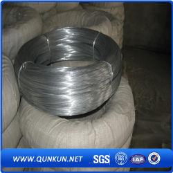 Fil en acier galvanisé de qualité dans le marché chinois