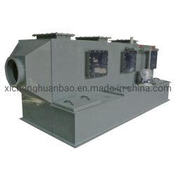 Dispositivo Ecológico lavadores de gases residuales de la contaminación del aire húmedo del sistema de depuradores