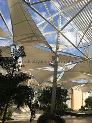 PVC 코팅 방수포, UV 차단 방수 텐트 소재