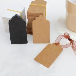 Scheda di cuoio di natale di natale di DIY per il regalo di natale