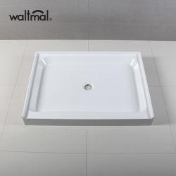 Duschpfanne mit integriertem Flansch, Cupc-Zulassung, 48 x 36 Zoll