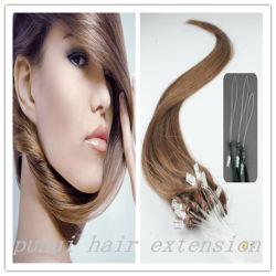 22 polegada mais Novo Anel Micro Loop Fácil extensão de cabelo humano