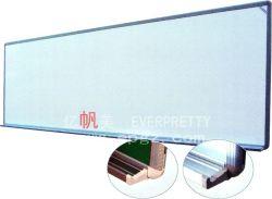 Magnético de alta calidad en el aula de la junta verde blanco