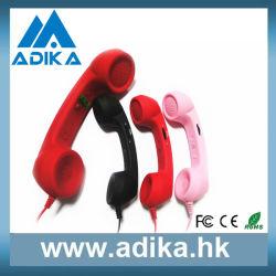 Мобильный телефон в стиле ретро с pick-up - Разъединение функции регулятор громкости
