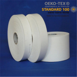Oeko-Tex Standar 100를 가진 나일론 호박단 레이블