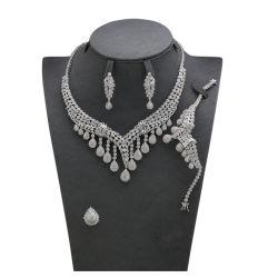 B16658 2017 Hotsale индийского ювелирного латунного костюм в викторианском стиле наборов ювелирных изделий