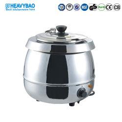 Heavybao Hotel Restaurante de cocina de alta calidad de acero inoxidable olla de sopa de electrónica