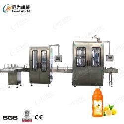 Plein de haute qualité de machines de remplissage automatique de boissons de jus de jus de fruits de la Mayonnaise, confiture de fraises, Hot Sauce Saucejam bouteille de boisson de machine de remplissage de liquide