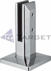 GELÄNDER-Balustrade-Zapfen des Edelstahl-2205 fechtender quadratischer Glas(SP-011)