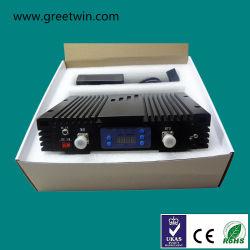 20dBm dcs WCDMA tri-bande mobile LTE2600 Booster avec deux l'affichage numérique