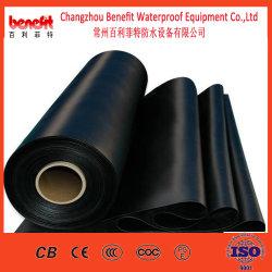 Modification de l'asphalte en caoutchouc SBS Membrane d'étanchéité bitumineux
