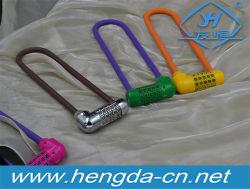 Yh9188 langer Kombinations-Vorhängeschloss-Schließfach-Verschluss-Gatter-Verschluss der Fessel-5-Dial