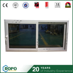 Painel duplo de plástico Janela Deslizante janelas e portas de empilhamento