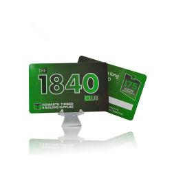 長い読まれた範囲110mが付いているUHF RFIDのブランクプラスチックカード