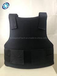 VIP de Politie verbergt het LichtgewichtVest van het Vest van het Bewijs van de Kogel Zachte Ballistische met Materiaal Aramid/PE